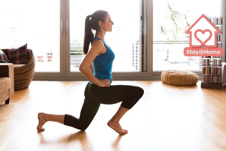 4 Jenis Latihan Kecepatan Gerak yang Dapat Dilakukan di Rumah