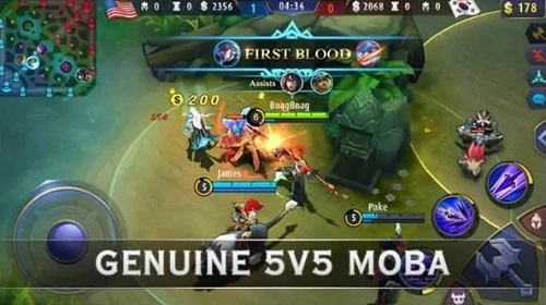 4 Game Android Terpopuler di Indonesia-Mobile Legend