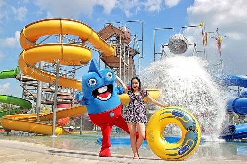 4 Wisata Privat di Jogja yang Recommended untuk Anda Kunjungi - Jogja Bay Waterpark