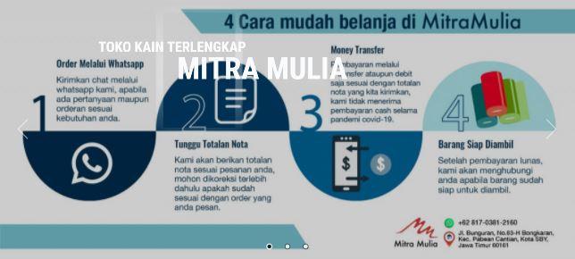 Tips Menemukan Toko Kain Bahan Drill Terlengkap di Surabaya 2